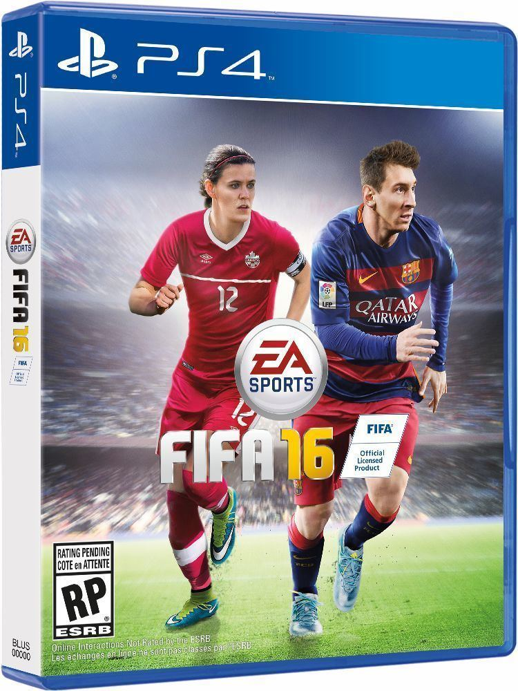FIFA (video game series) Female Athlete Video Games FIFA video game