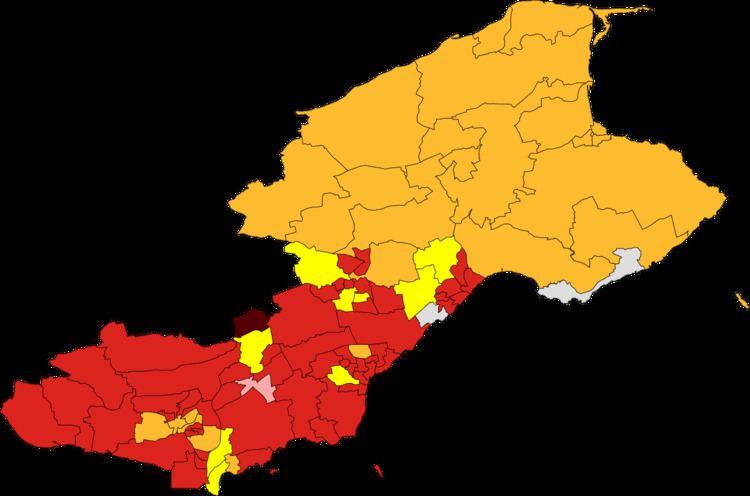 Fife Council election, 1995