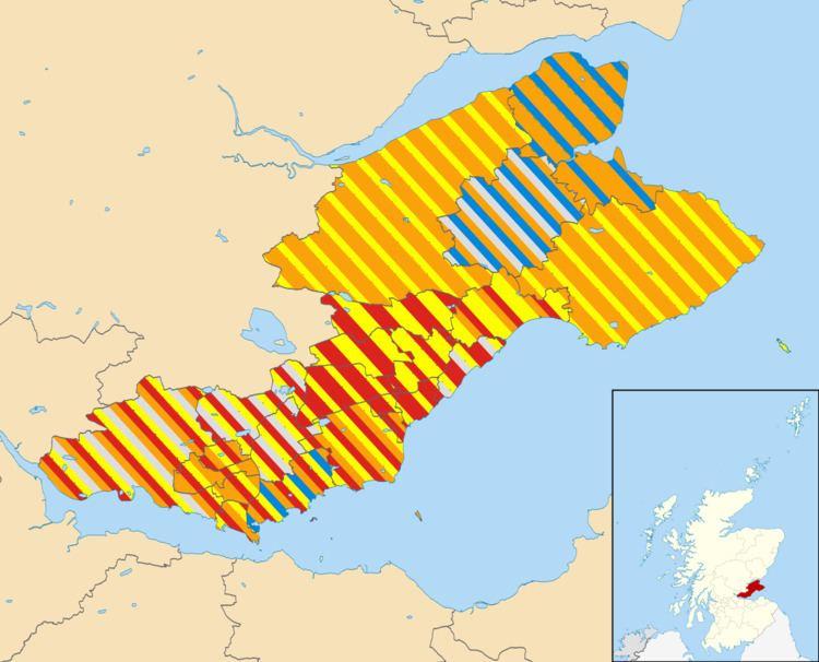 Fife Council election, 2007