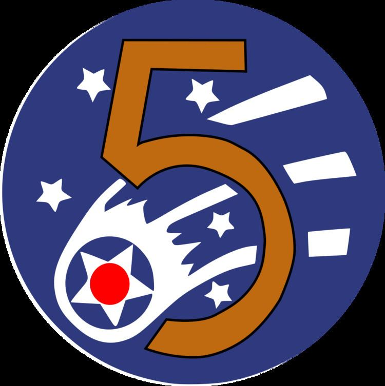 Fifth Air Force FileFifth Air Force Emblem World War IIsvg Wikimedia Commons