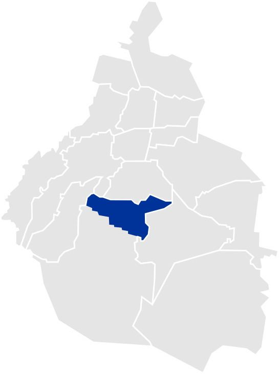 Fifth Federal Electoral District of the Federal District