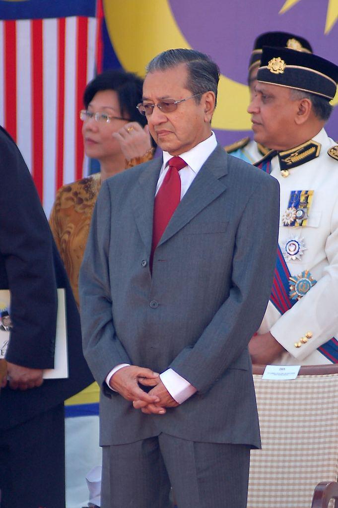 Fifth Mahathir cabinet