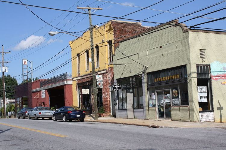 Fifth Street Historic District