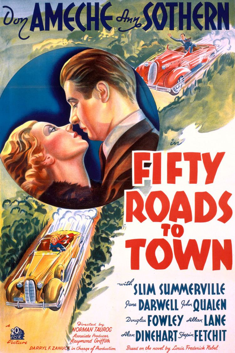 Fifty Roads to Town wwwgstaticcomtvthumbmovieposters92511p92511