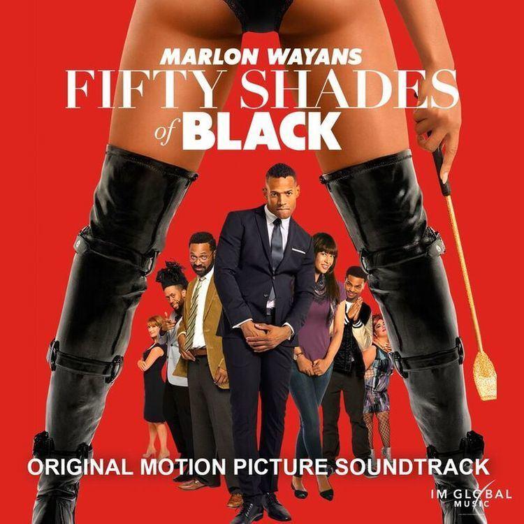 Fifty Shades of Black Marlon Wayans39 Mr Black in Fifty Shades of Black Soundtrack Giveaway
