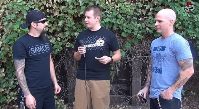 Fight or Flight (band) Fight Or Flight Interviewed By Backstage Entertainment Video