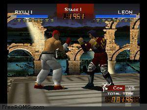 Fighters Destiny N64 Nintendo 64 for Fighter39s Destiny ROM