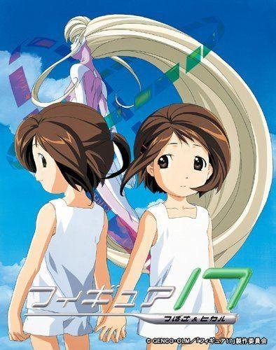 Figure 17 Figure 17 Tsubasa amp Hikaru Anime AniDB