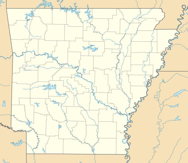 Figure Five, Arkansas