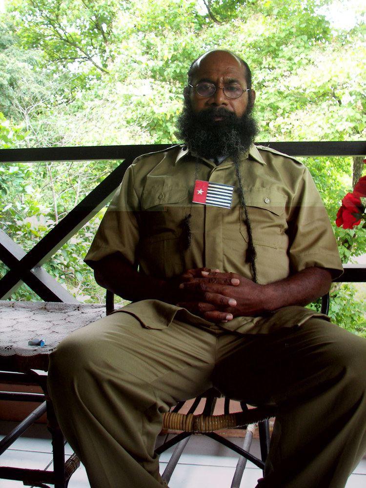Filep Karma West Papua Report Sept 2015 Filep Karma Theys Eluay39s