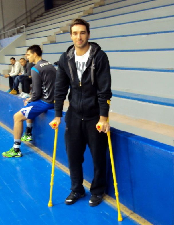 Filip Mirkulovski MIRKULOVSKI WATCHED METALURG TRAINING HC Metalurg