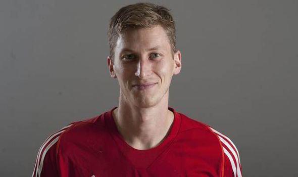 Filip Neusser Hockey Filip Neusser loving life in England Other Sport