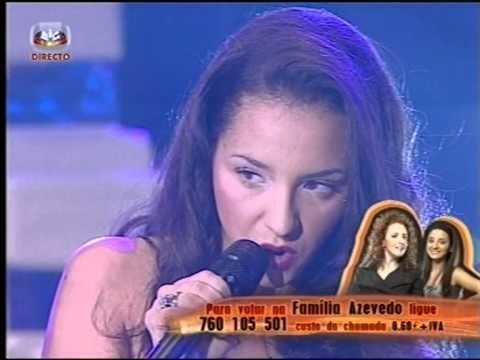 Filipa Azevedo Famlia Superstar Gala 2 Filipa Azevedo Listen YouTube