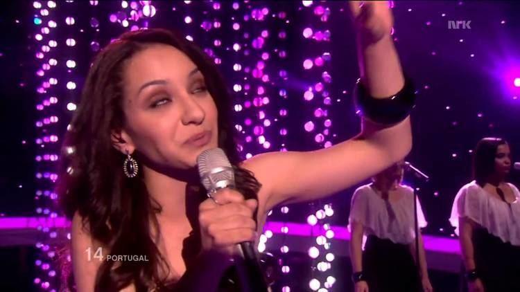 Filipa Azevedo HD Filipa Azevedo H Dias Assim Portugal Eurovision 2010 YouTube