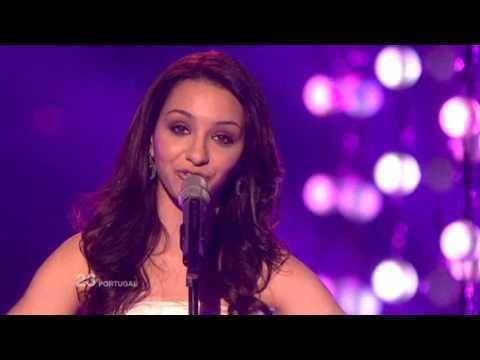 Filipa Azevedo Eurovision 2010 Portugal Filipa Azevedo H Dias Assim YouTube