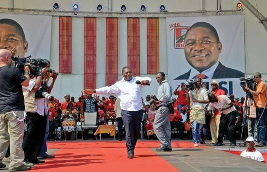 Filipe Nyusi Filipe Nyusi Mozambican politician Britannicacom