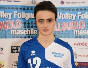 Filippo Giustini Uno spoletino torna a vestire la maglia azzurra Filippo Giustini