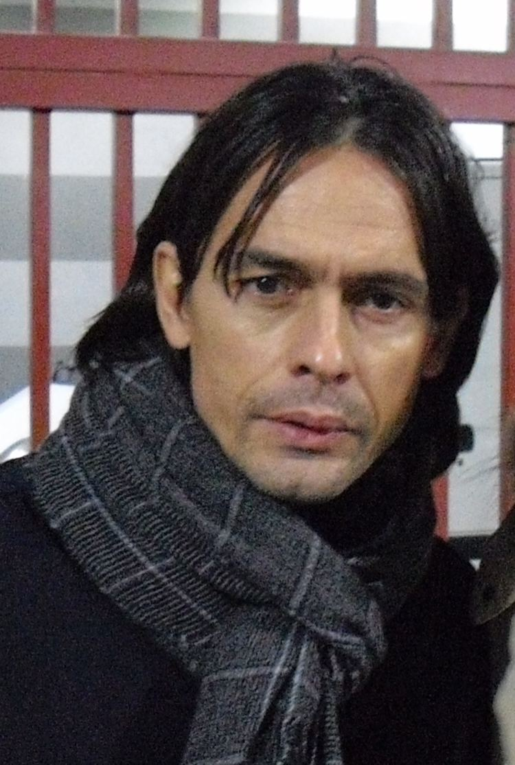 Filippo Inzaghi Filippo Inzaghi Wikipedia the free encyclopedia