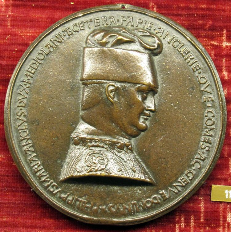 Filippo Maria Visconti Medaglia di Filippo Maria Visconti Wikiwand