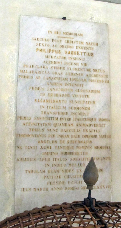 Filippo Sassetti FilePalazzo nonfinito iscrizione filippo sassettiJPG Wikimedia