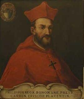 Filippo Sega Cardinal Filippo Sega 1537 1596 Find A Grave Memorial