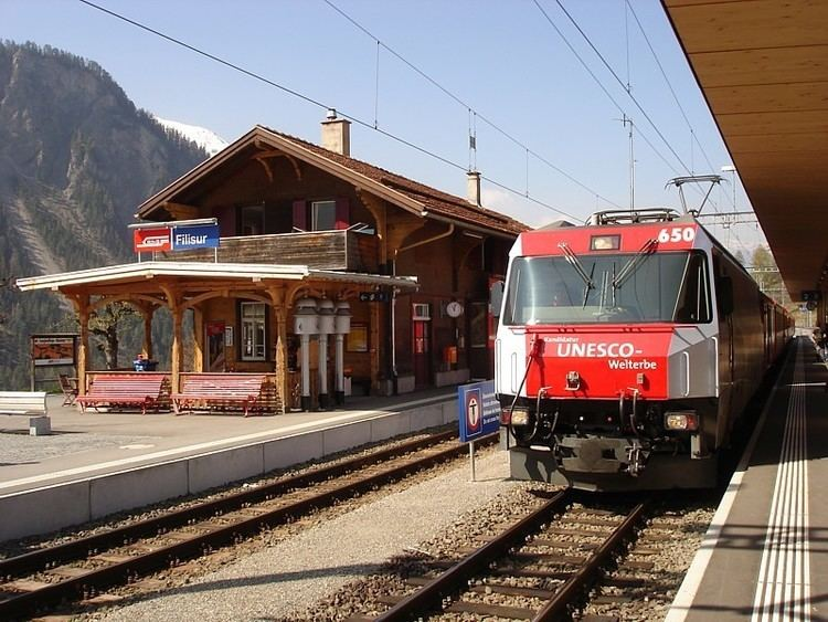 Filisur (Rhaetian Railway station)