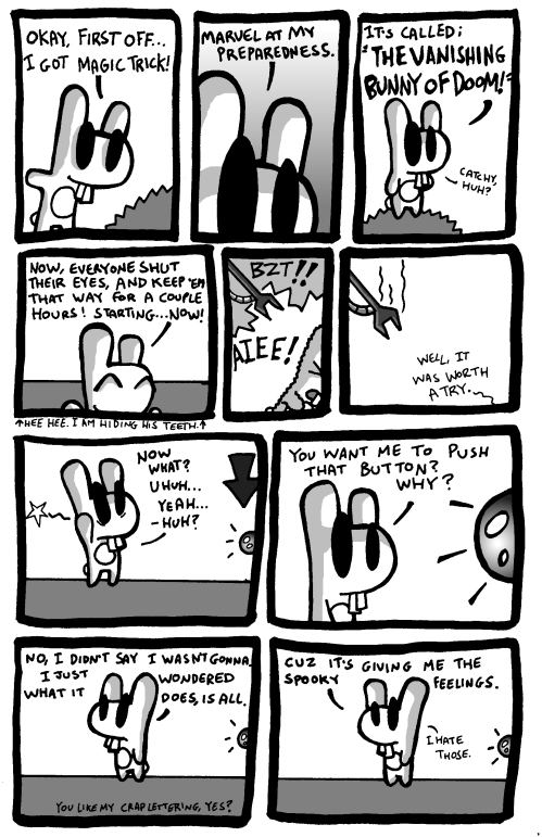 Fillerbunny Fillerbunny Three page 2 by halley42 on DeviantArt