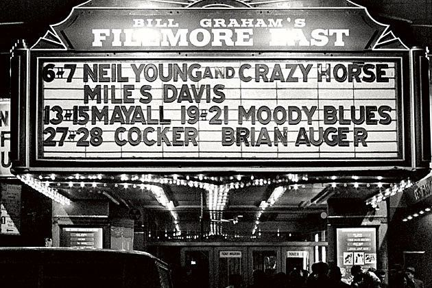 Fillmore East Rockers Look Back at the Fillmore East39s Opening Night