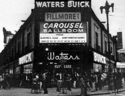 Fillmore West Fillmore West The Concert Database