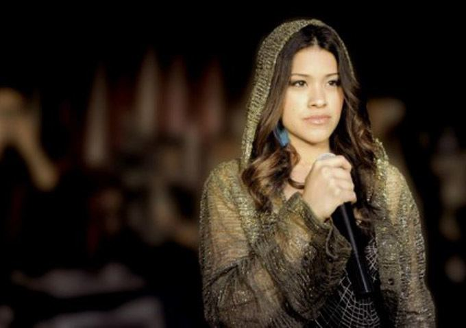Filly Brown Futures Newcomer Gina Rodriguez On Learning to Rap for Filly Brown