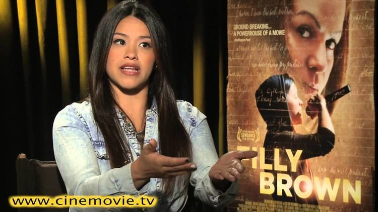 Filly Brown Actress Gina Rodriguez Talks Filly Brown Movie YouTube
