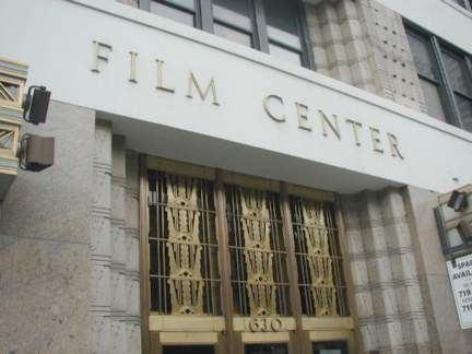 Film Center Building New York Architecture Images Film Center Building