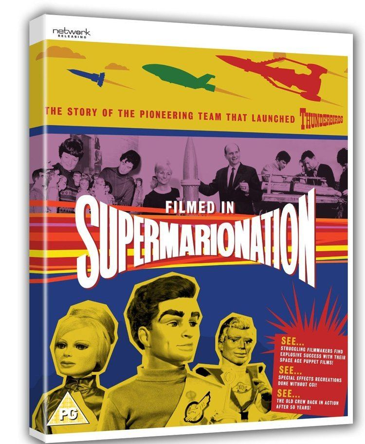 Filmed in Supermarionation Filmed In Supermarionation 2014 Movie Review from Eye for Film