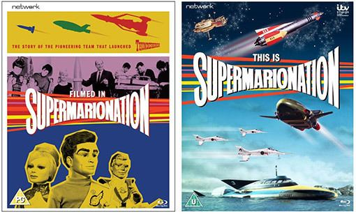 Filmed in Supermarionation Filmed in Supermarionation is out on Bluray and DVD next week