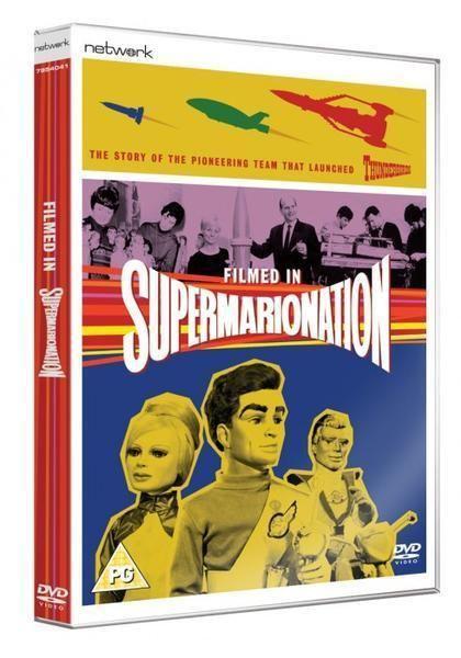 Filmed in Supermarionation Filmed in Supermarionation