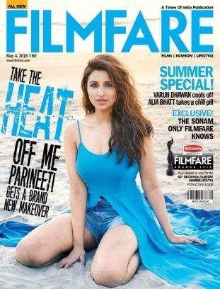 Filmfare Filmfare Magazine May 4 2016 issue Get your digital copy