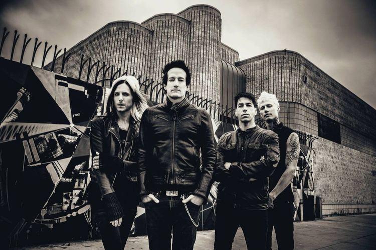 Filter (band) Filter Cancel Swedish Show Over Death Threats MetalSucks