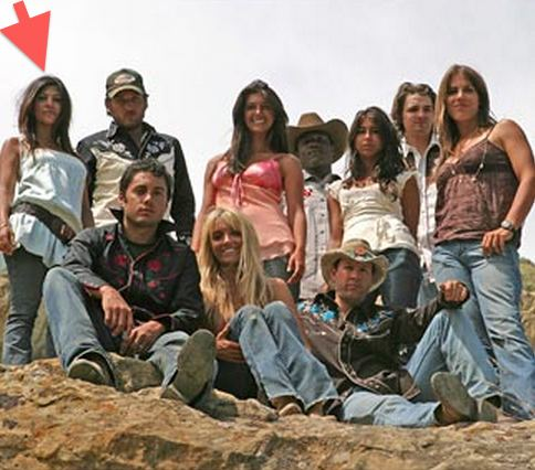 Filthy Rich: Cattle Drive Remember When Kourtney Kardashian Was On A Reality Show Eight Years Ago