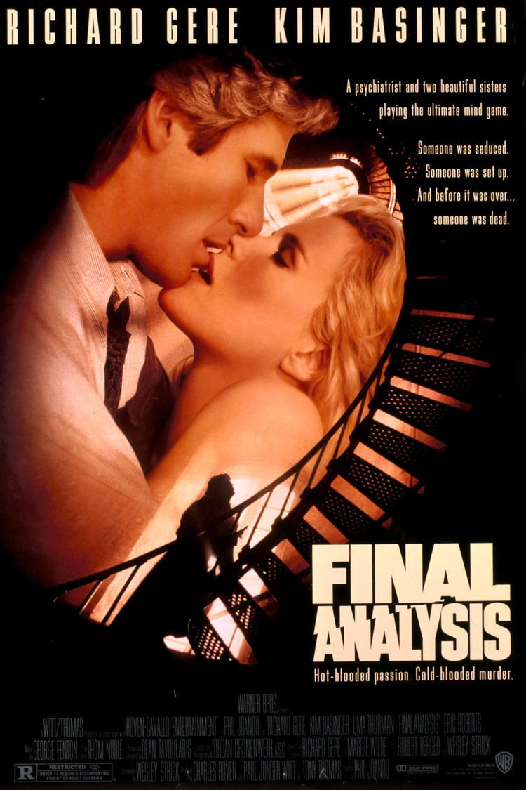 Final Analysis wwwgstaticcomtvthumbmovieposters13751p13751