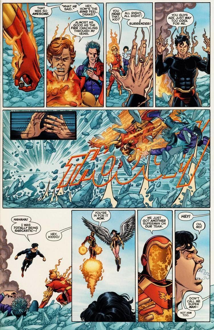 Final Crisis: Legion of 3 Worlds New Earth Superboy Comic Vine