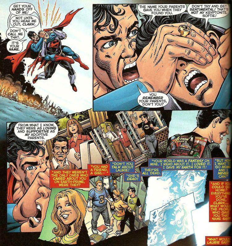 Final Crisis: Legion of 3 Worlds DC Histories SuperboyPrime