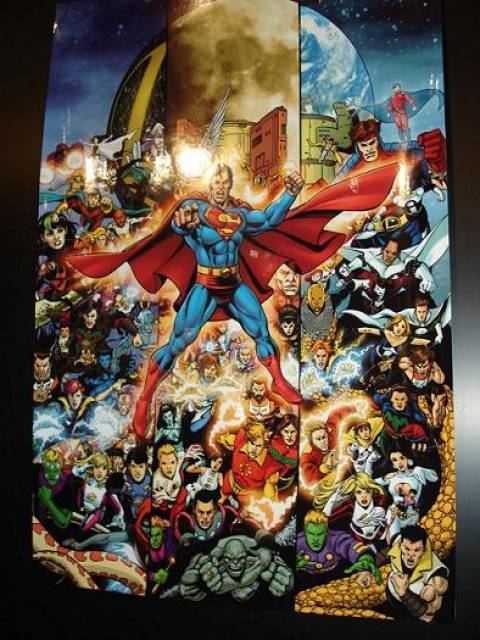 Final Crisis: Legion of 3 Worlds Final Crisis Legion of Three Worlds Story Arc Comic Vine