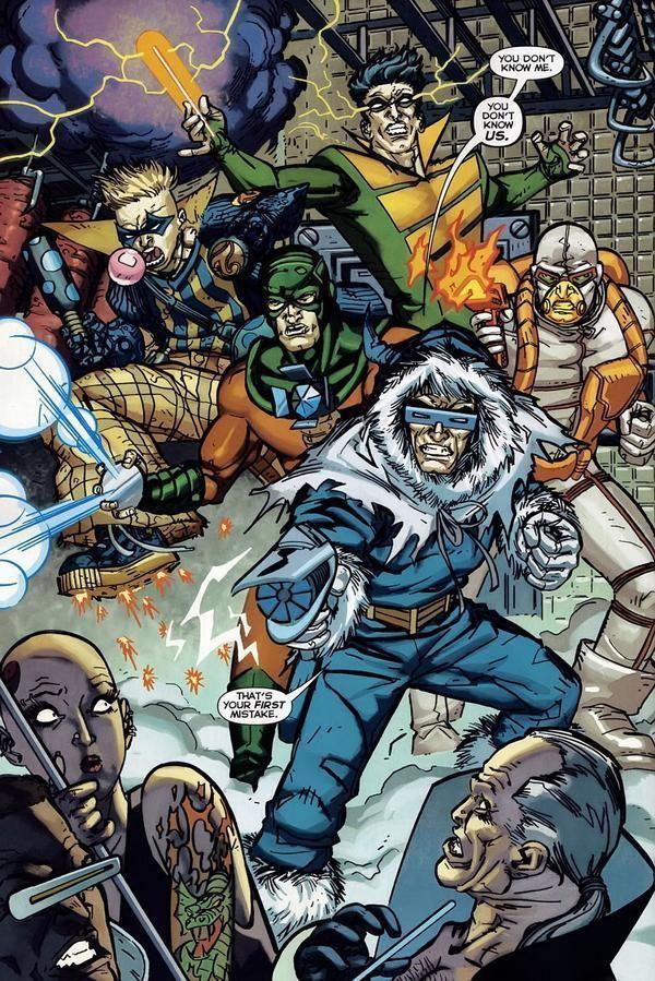 Final Crisis: Rogues' Revenge Mr Morbid39s House of Fun Back Issue Spotlight Final Crisis