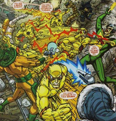 Final Crisis: Rogues' Revenge Final Crisis Rogues39 Revenge ReviewRetrospective the m0vie blog