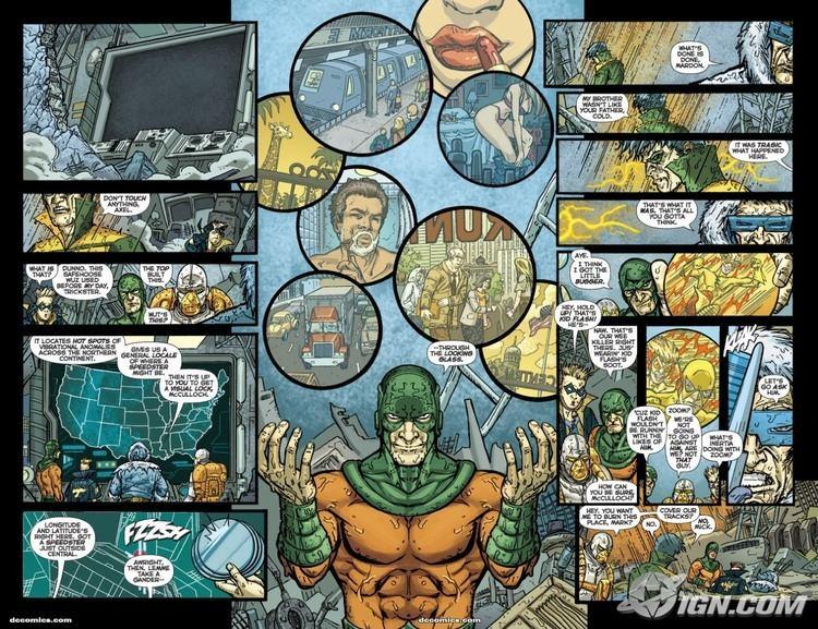 Final Crisis: Rogues' Revenge Final Crisis Rogues39 Revenge Comics IGN