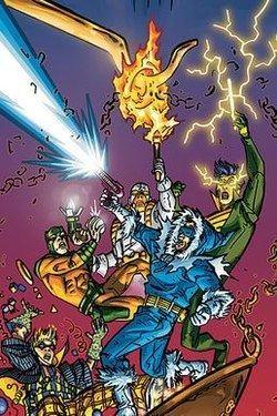 Final Crisis: Rogues' Revenge Final Crisis Rogues39 Revenge Wikipedia