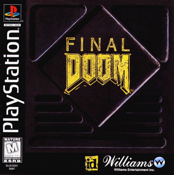 Final Doom Play Final Doom Sony PlayStation online Play retro games online at