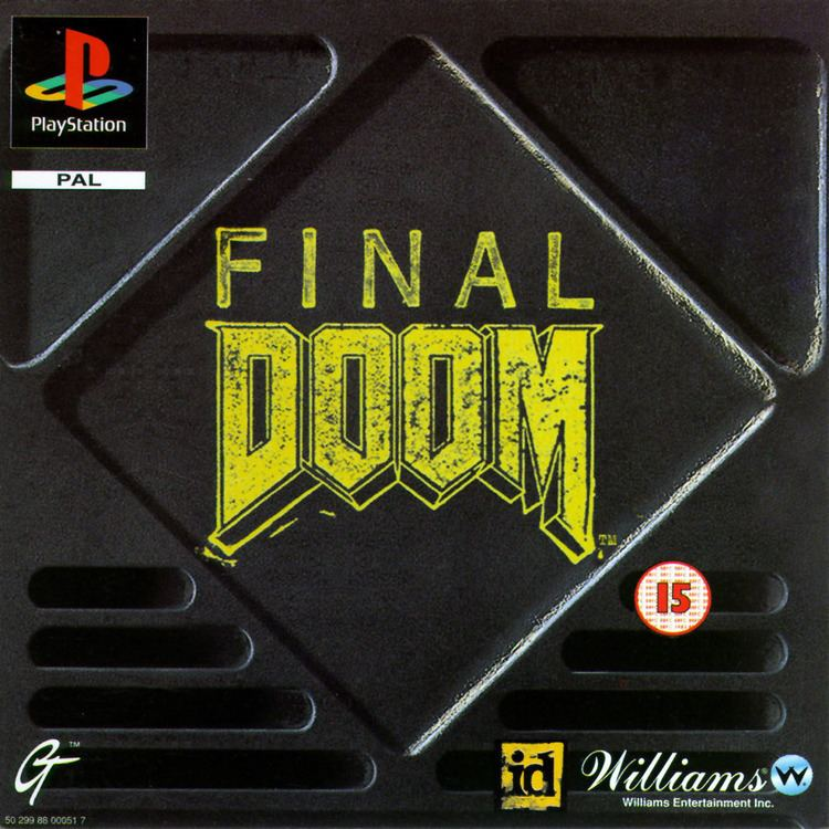 Final Doom Final Doom PlayStation The Doom Wiki at DoomWikiorg Doom