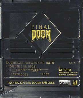 Final Doom httpsuploadwikimediaorgwikipediaen002Fin