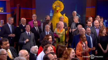 Final episode of The Colbert Report httpsuploadwikimediaorgwikipediaendd3The
